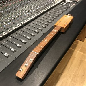 Pencil Case Strumstick and Mixing Console
