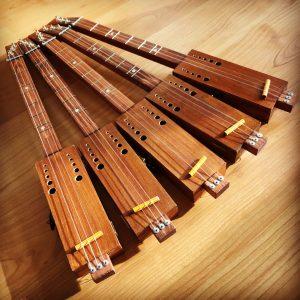 Pencil Case Strumstick Quintet