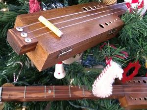 Just about every Christmas Carol you can think of plus a number of other festive tunes tabbed for a strumstick instrument