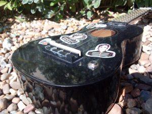 Electric ukulele service
