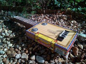 Cigar Box Ukulele (Salvage Sounds instruments)