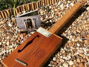 Cigar Box Guitar (Salvage Sounds instruments)